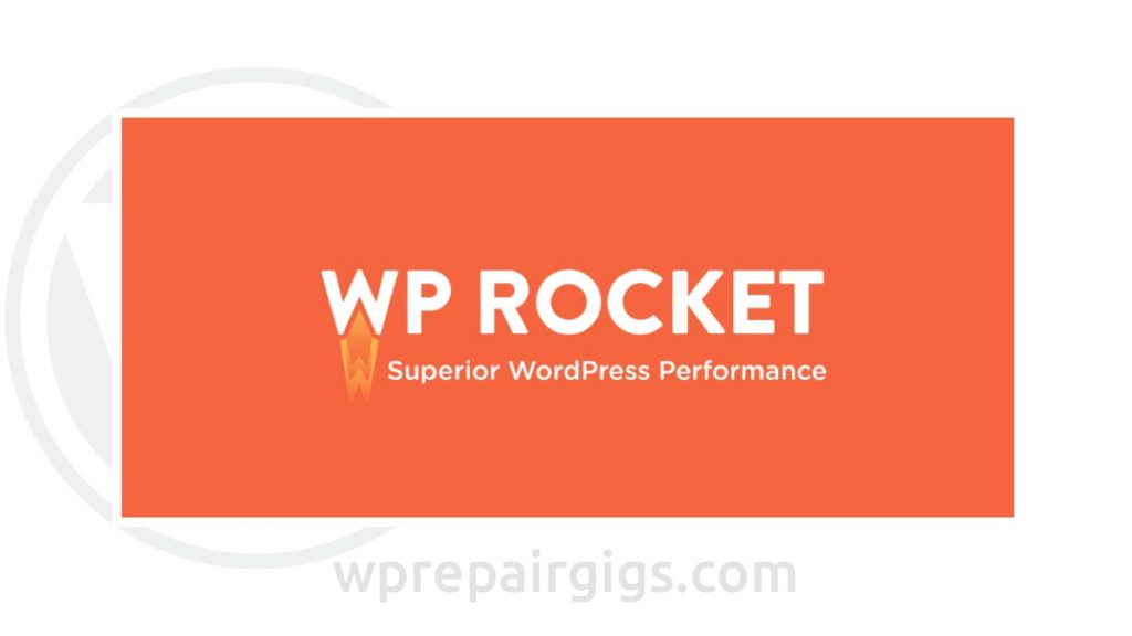 Best Cache Plugin for WordPress - WP Rocket